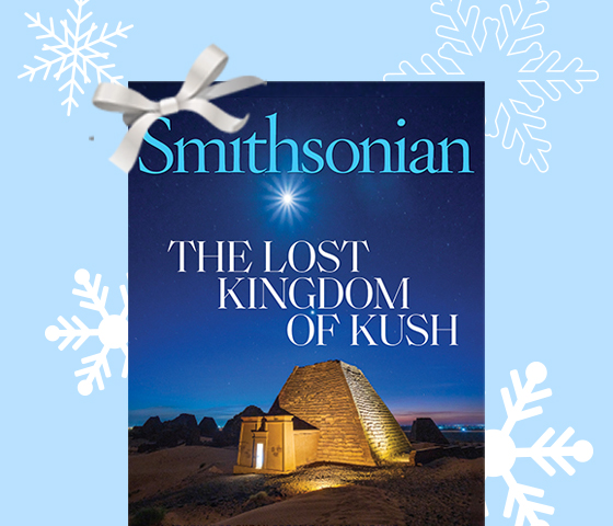 Give the Gift of Smithsonian Magazine