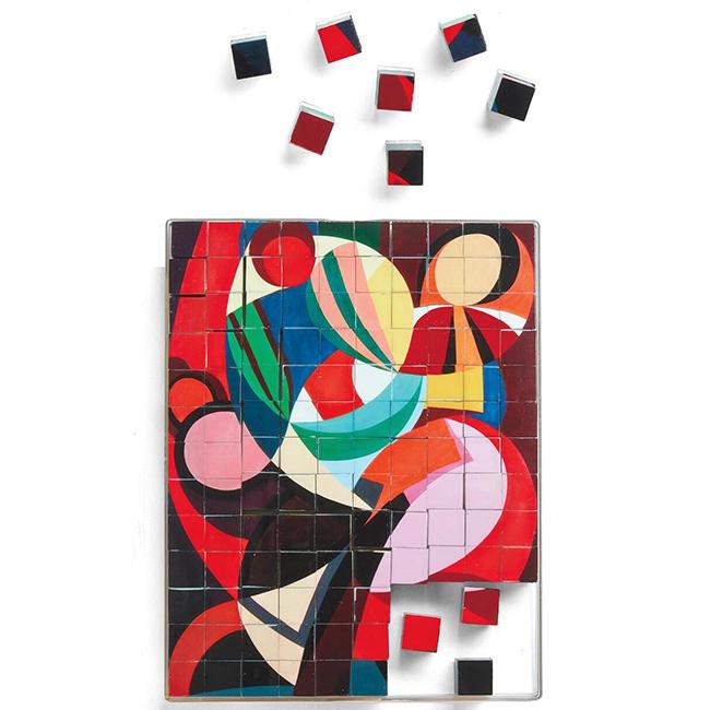 Modern Art Puzzle Blox