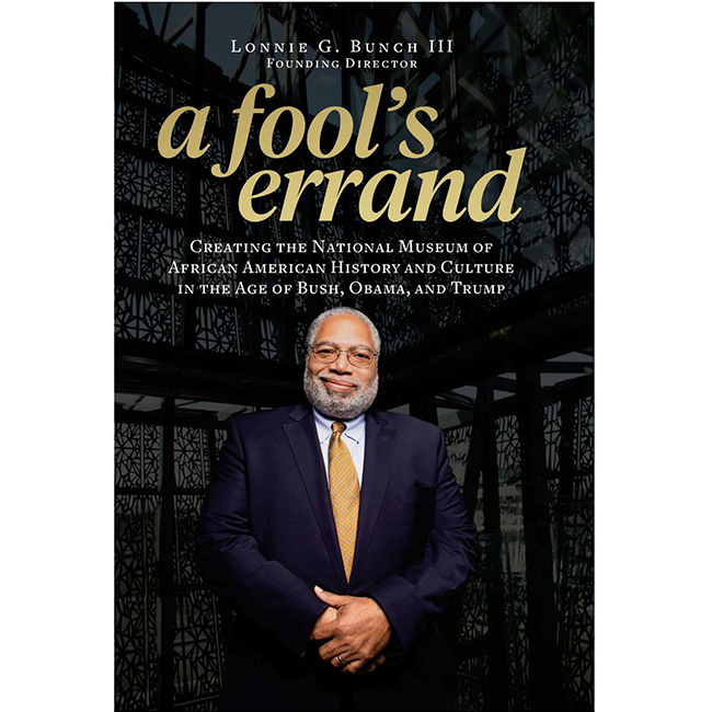 "Order ""A Fool's Errand"" written by the Secretary of the Smithsonian Institution"